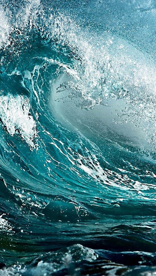 water swirl wave