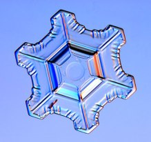 hexagonal crystal