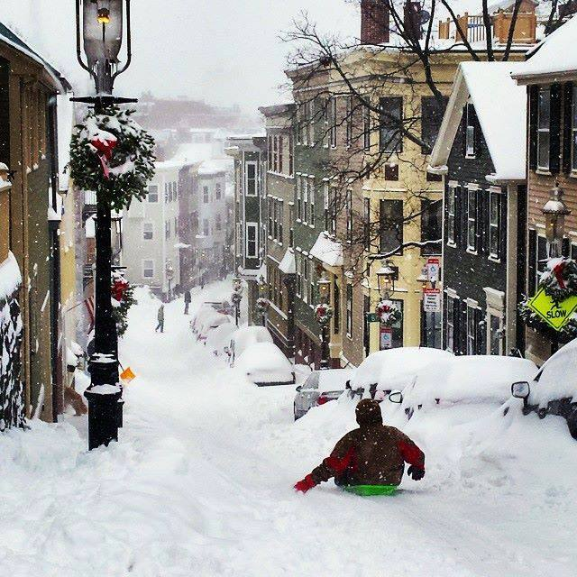 Pleasant Street, Charlestown (photo courtesy of Sarah Levy)