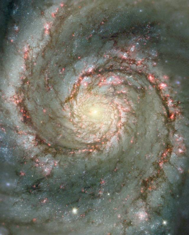 Whirlpool Galaxy-NEW