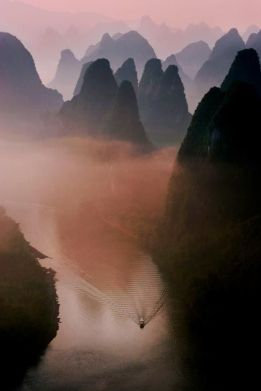 guilin boat
