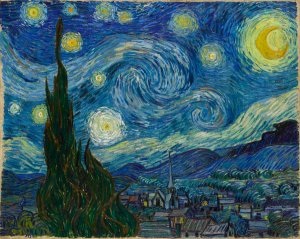 van gogh-starry night