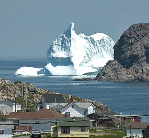 Iceberg-newfoundland