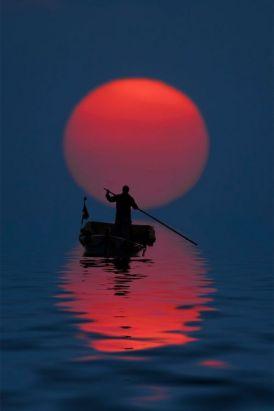 giant sun water