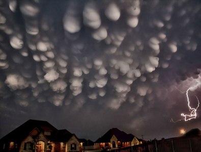 mamalucumulus clouds