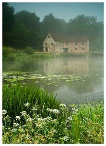 cottage-water-pond