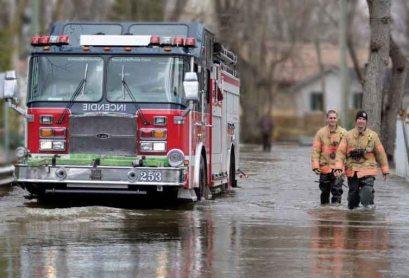 Pierrefonds-Roxboro flood2017