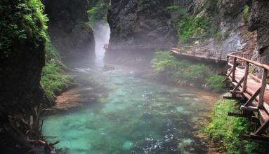 blejski-vintgar-gorge