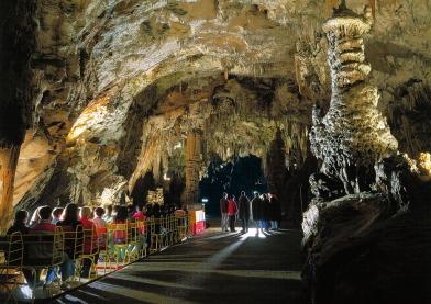 Postojna Caves-Slovenia