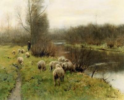 anton_mauve_in_the_pasture