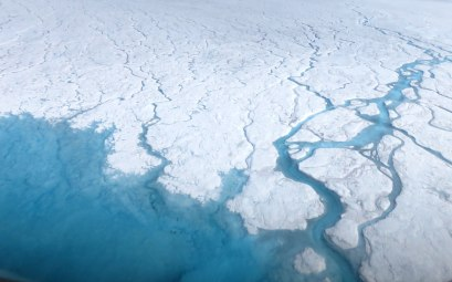 Greenland meltwaters