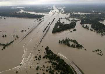 Houston flood after Harvey