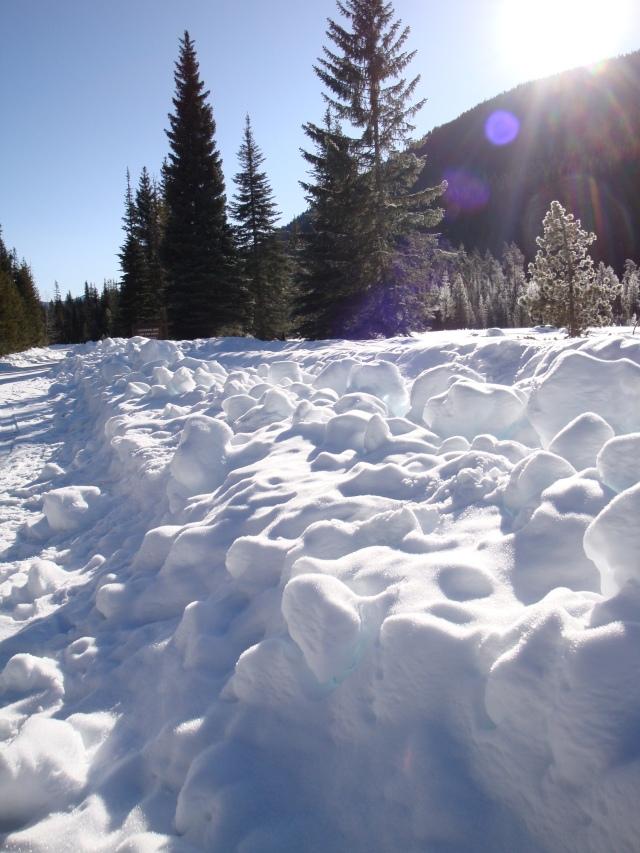 Snow-Manning