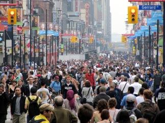 Toronto people