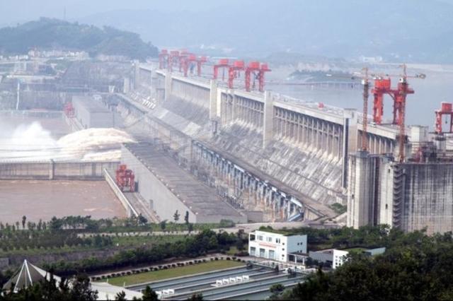 3-gorges dam