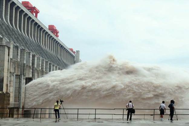 ThreeGorgesDam, China