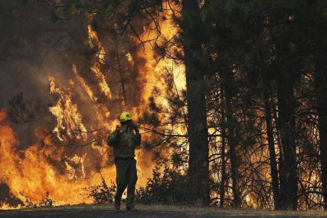 Yosemite Fire Charges
