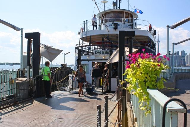 ward island ferry