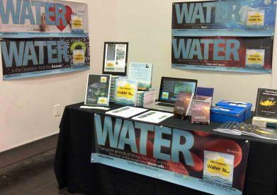 WaterIs exhibit
