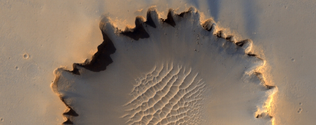 victoria crater mars2