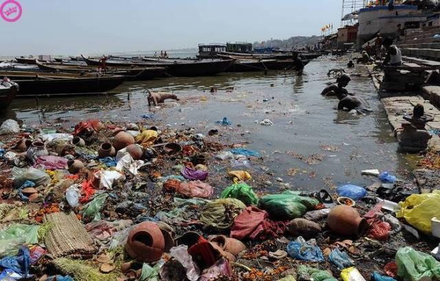 GangesRiver pollution