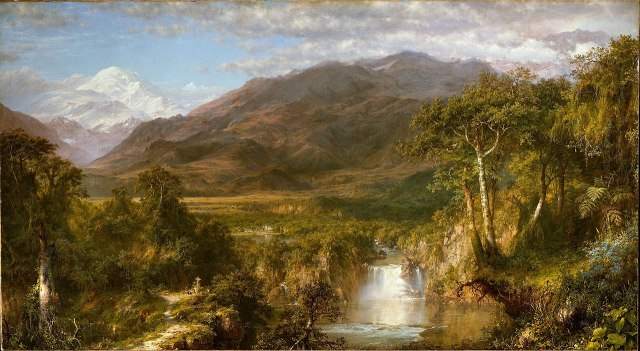 HeartOfTheAndes-FredericEdwinChurch-1859