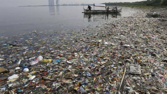 Niger river pollution