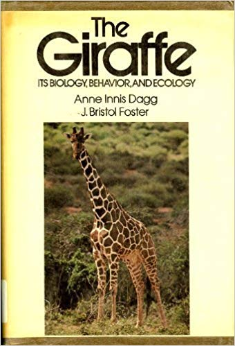 Giraffe book Anne Dagg