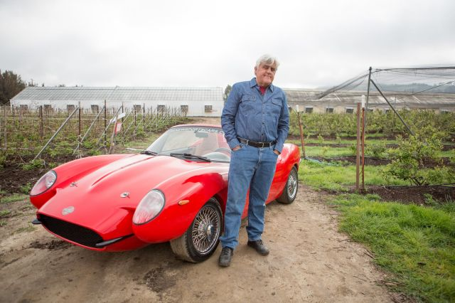 Hemp car Jay leno
