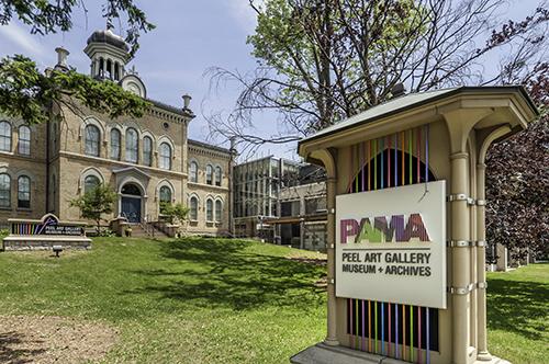 PAMA museum art gallery