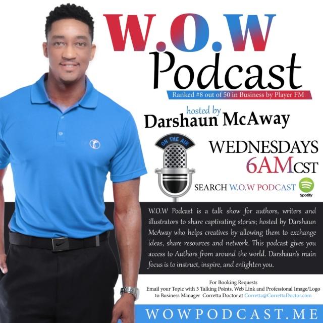 WOW Podcast Darshaun McAway